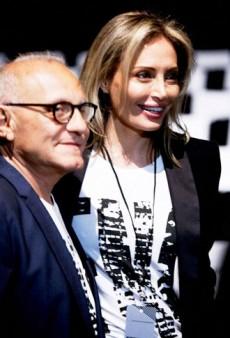 BCBGMAXAZRIA Fashion Week Diaries, Spring 2012: a tFS Exclusive with Lubov Azria