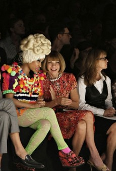 Is Nicki Minaj Vying for a Vogue Cover? (Forum Buzz)