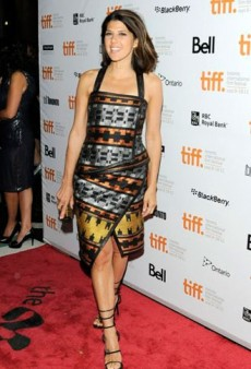 Marisa Tomei and Other Best Dressed Celebs of the Week