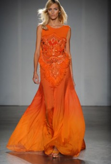 Matthew Williamson Spring 2012 Runway Review