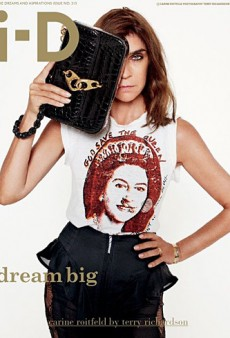 Carine Roitfeld and i-D Want Us to 'Dream Big' (Forum Buzz)
