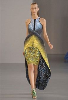 London Fashion Week Spring 2012 Hits and Misses (Forum Buzz)