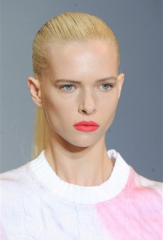 Best of Beauty: London Fashion Week Spring 2012