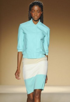 MaxMara Spring 2012 Runway Review