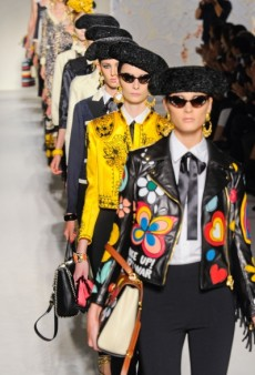 Moschino Spring 2012 Runway Review