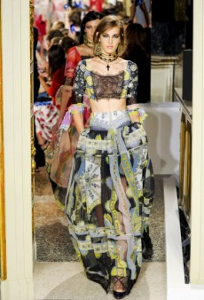 Emilio Pucci Spring 2012 Runway Review