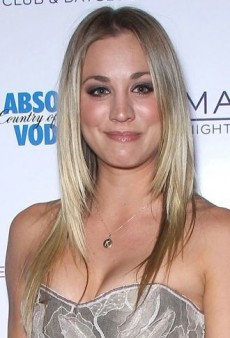 Kaley Cuoco: Look of the Day