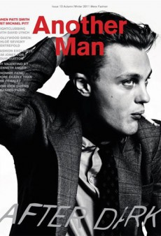Michael Pitt Covers Another Man's Autumn/Winter 2011 Issue (Forum Buzz)