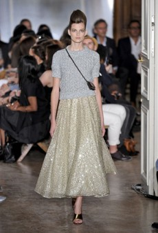 Rochas Spring 2012 Runway Review