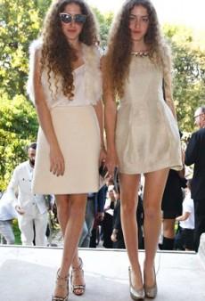 Style Profile: Sama and Haya Abu Khadra