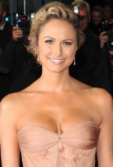Stacy Keibler: Look of the Day