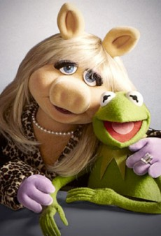 It's Miss Piggy's Moment