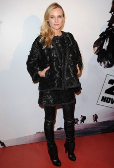 Diane Kruger Donned Chanel for the Paris Premiere of 'Forces Spéciales' (Forum Buzz)