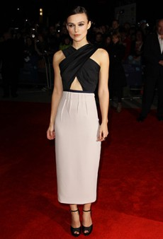 Keira Knightley is a Knockout at the London Premiere of 'A Dangerous Method' (Forum Buzz)