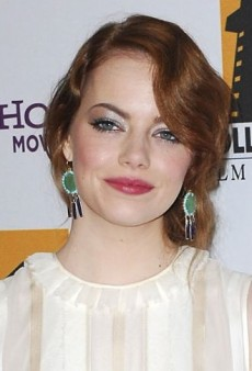 Emma Stone: Look of the Day