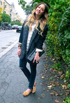 Forum Street Style: Creative Layers and Textures