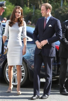 Kate Middleton Tops Harper's Bazaar UK Best Dressed List