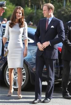 Kate Middleton Tops Harper's Bazaar UK Best Dressed List