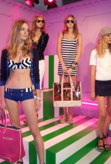 Juicy Couture Spring 2012 Preview