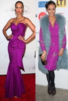 Style Showdown: Banks vs. Ebanks and More