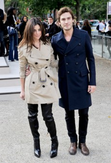 Julia Restoin-Roitfeld is Pregnant