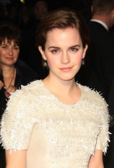 Emma Watson: Beauty Look of the Week