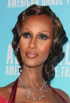 Iman: Look of the Day