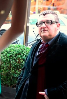 Watch Alber Elbaz Star in Lanvin's Latest Video Spot