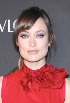 Olivia Wilde: Look of the Day – Lanvin Blouse