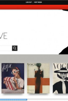 A Subscription to Vogue's New Online Archive Costs $1,575