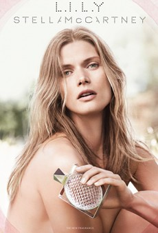 Malgosia Bela is the Face of Stella McCartney's L.I.L.Y. (Forum Buzz)