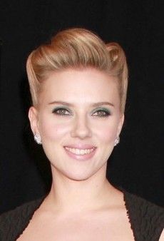Scarlett Johansson: Look of the Day