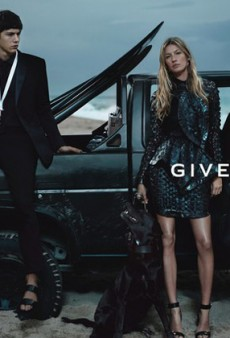 Gisele is Givenchy's Girl for Spring 2012 (Forum Buzz)