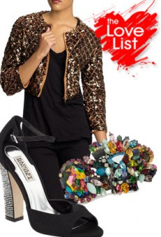 Sparkle & Shine: The Love List