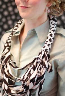 DIY: T-Shirt Necklace