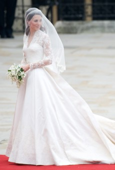 Royal Wedding Dress Nominated for Design of the Year