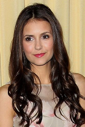 Nina Dobrev Forevermark & InStyle Beauty & Brilliance Celebration Beverly Hills cropped