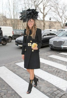 Link Buzz: Anna Dello Russo in Paris and Nina Dobrev Covers Nylon