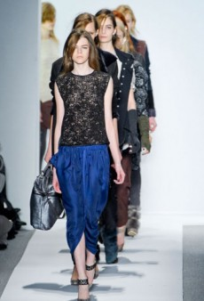 Rebecca Taylor Fall 2012 Runway Review