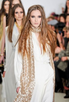 Rachel Zoe Fall 2012 Runway Review