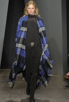 Donna Karan Fall 2012 Runway Review