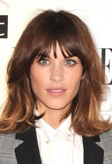 Alexa Chung: Look of the Day – Suited Up
