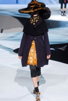 Marc Jacobs Fall 2012 Runway Review