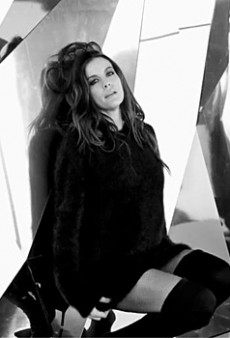 Liv Tyler Croons for Givenchy (Forum Buzz)