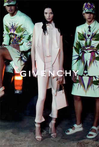 Mariacarla Boscono Givenchy