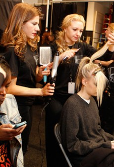 Prete & Bruno: Behind the Scenes at a New York Fashion Week Runway Show