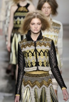 Fashion East Fall 2012 Runway Review