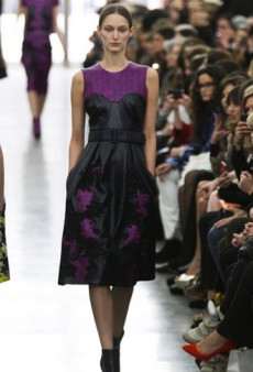 Erdem Fall 2012 Runway Review