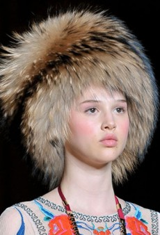 Best of Beauty: London Fashion Week Fall 2012