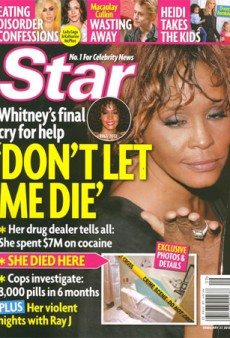 This Post is About Whitney Houston So I Bet You'll Read It